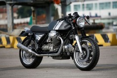 Moto Guzzi cafe racer