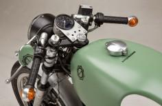 Moto Guzzi Cafè Racer by Kaffeemaschine #6