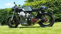 Moto Guzzi Cafe Racer - Motoschmitz - RocketGarage