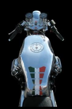 Moto Guzzi #caferacer #motos #motorcycles |
