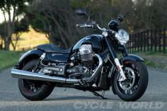 Moto Guzzi California 1400 Custom - right-side view