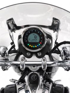 Moto Guzzi California 1400 Touring: boundless horizons