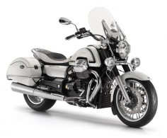 Moto Guzzi California 1400 Touring: boundless horizons