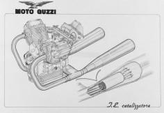 Moto Guzzi California III 1987 - 1993 #moto #guzzi #motoguzzi #california #history #engine #motorbike #motorcycle