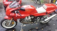 Moto Guzzi Daytona - Left Side