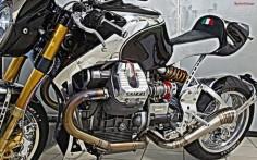 Moto Guzzi Daytona RS Aluminum Cafè