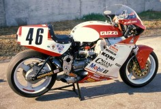 Moto Guzzi - Dr. John