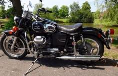 Moto Guzzi Eldorado 1974