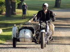 Moto Guzzi Eldorado with Swallow Sidecar - 2008 Meadow Brook Concours d'Elegance