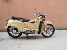 Moto Guzzi Galletto 192cc