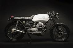 Moto Guzzi Imola V35 Cafe Racer by Yuri Moto