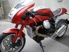 moto guzzi ipothesys | Moto Guzzi Ipothesys Aria V12 Rosso
