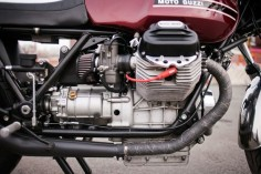 Moto Guzzi Le Mans 1100 custom ~ Return of the Cafe Racers