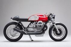 Moto Guzzi Le Mans 3 by Kaffee Maschine