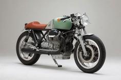 Moto Guzzi Le Mans by Kaffeemaschine |