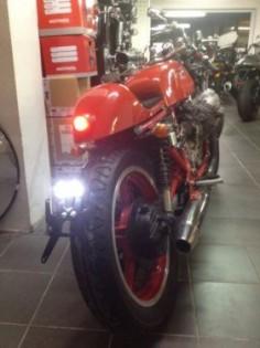 MOTO GUZZI LE MANS - CAFE RACER - TOP - Einzelstück -HU 10/16 in Wardenburg