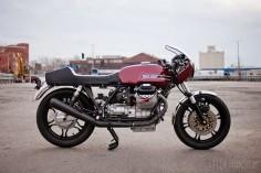 Moto Guzzi Le Mans resto-mod | Bike EXIF