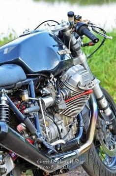 Moto Guzzi Lemans II Cafe Racer