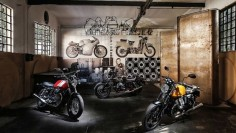Moto Guzzi - Lords of the bikes #motorcycleculture #culturamotera |