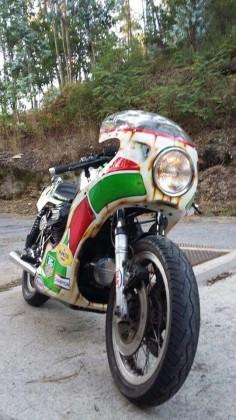 Moto Guzzi Lostrego
