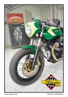 """Moto Guzzi """"Novanta 1100 Iniezione"""" by Classic Co."""