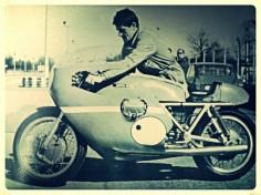 Moto Guzzi race