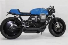 Moto Guzzi Ristretto  by Radical Guzzi 01