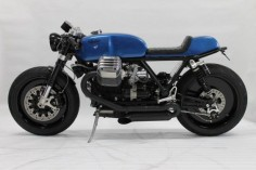 Moto Guzzi Ristretto  by Radical Guzzi 07