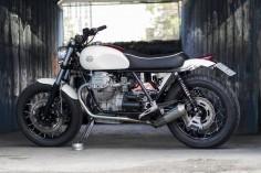 "Moto Guzzi SP 1000 ""Alipes"" by Officine Rossopuro"