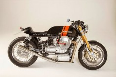 Moto Guzzi SP 1000 Cafè Racer by Doc Jensen Guzzi