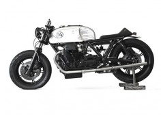 Moto Guzzi SP1000 Cafe Racer by Anvil #motorcycles #caferacer #motos |