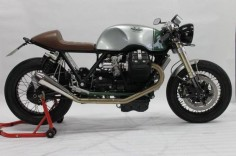 MOTO GUZZI 'THE FUGITVE ' ~ RADICAL GUZZI ~ RACING CAFE