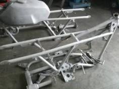 Moto Guzzi Tonti frames