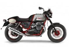 Moto Guzzi USA - Motorcycles - V7 II Racer ABS