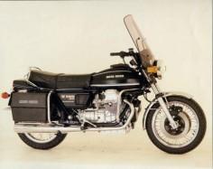moto #guzzi v 1000 nt 1982