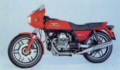 moto #guzzi v 35 iii 1988