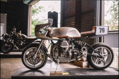 Moto Guzzi V1000 Cafe Racer