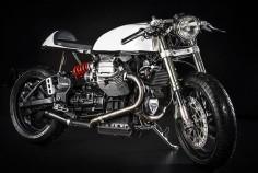 Moto Guzzi V11 Cafe Racer by Emporio Elaborazioni