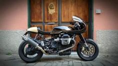 Moto Guzzi V11 - Greaser Garage