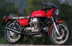 Moto Guzzi V11 Lemans