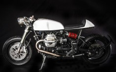 "Moto Guzzi V11 ""Sorpasso"" on Behance"