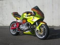 Moto Guzzi V11 Sport Custom - Front Right