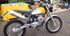 Moto Guzzi V50 Scrambler