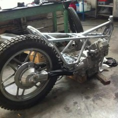 Moto Guzzi V50