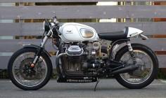 Moto Guzzi V7 Ambassador by Ritmo Sereno