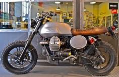 Moto Guzzi v7  Custom Scrambler