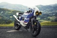 """Moto Guzzi V7 """"Endurance"""" by 4H10"""