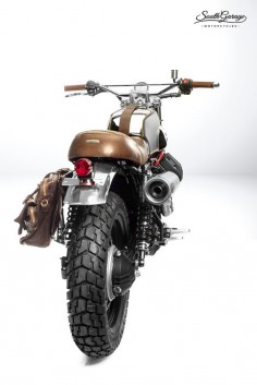 Moto Guzzi V7 Ibis by South Garage Motorcycles