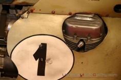 Moto Guzzi V7 loop frame endurance record breaker