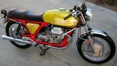 Moto Guzzi V7 Sport - Vintage Motorcycles Online